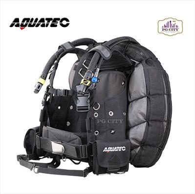 AQUATEC BC-72 海盜專業型BCD三合一 浮力控制裝置-PG CITY