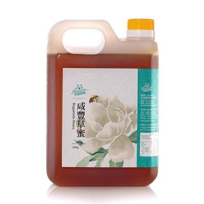 宏基.咸豐草蜜(1800g/桶)