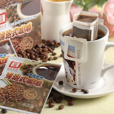 源順.古坑濾泡式咖啡(5小包/盒,共四盒)