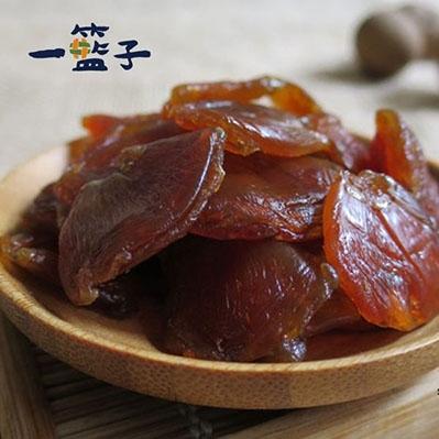 一籃子.台南東山去籽窯焙桂圓肉300g/罐