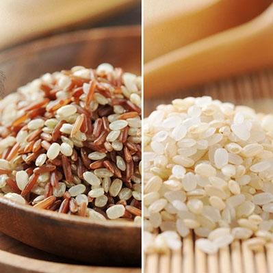 紅藜阿祖.紅藜輕鬆包 白胚芽米x3+紅糙米x3(300g/包,共6包)