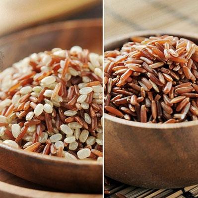 紅藜阿祖.紅藜輕鬆包 紅糙米x3+紅米x3(300g/包,共6包)