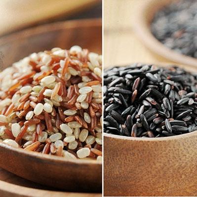 紅藜阿祖.紅藜輕鬆包 紫米x3+紅糙米x3(300g/包,共6包)