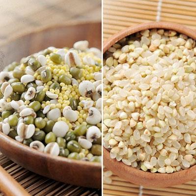 紅藜阿祖.紅藜輕鬆包 胚芽蕎麥米x3+綠豆薏仁湯x3(300g/包,共6包)