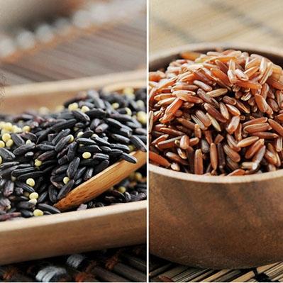紅藜阿祖.紅藜輕鬆包 紅米x3+小米紫米x3(300g/包,共6包)