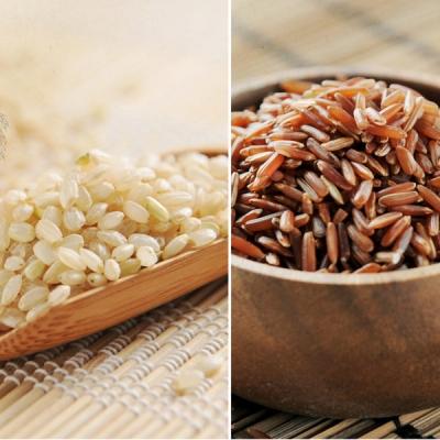 紅藜阿祖.紅藜米輕鬆包 胚芽米x3+紅米x3(300g/包,共6包)