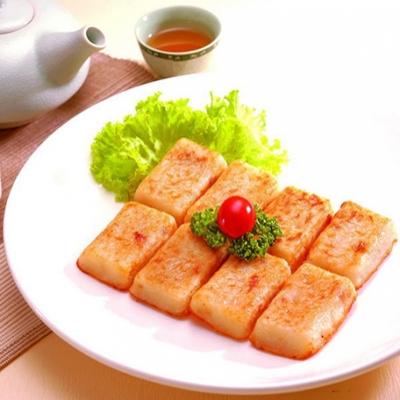 禎祥食品.禎祥蘿蔔糕 (10片/包,共3包)