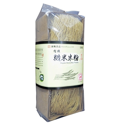 源順.有機糙米米粉(200g/包,共10包)