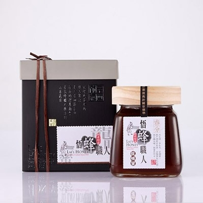 宏基.悟蜂職人 - 成熟蜜(560g/瓶)