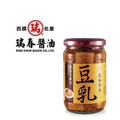 瑞春.甜酒豆腐乳(380g/入,共6入)