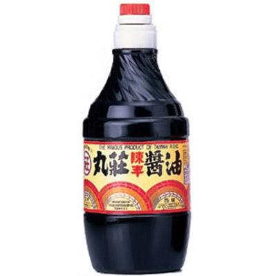 丸莊.陳年醬油 (共2瓶)
