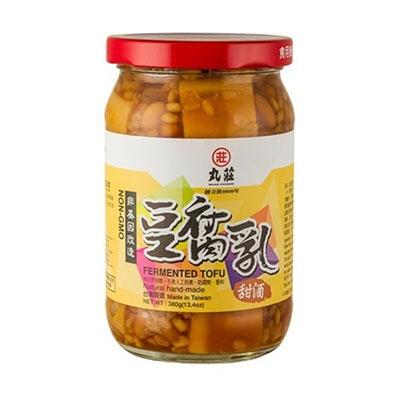 丸莊.甜酒豆腐乳-非基因改造(共6罐)