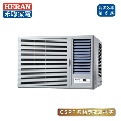 HERAN禾聯 R410A頂級豪華型窗機(HW-80P5)