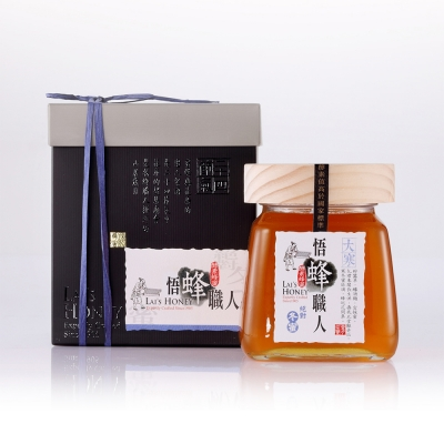 宏基.悟蜂職人 - 絕對冬蜜(560g/瓶)