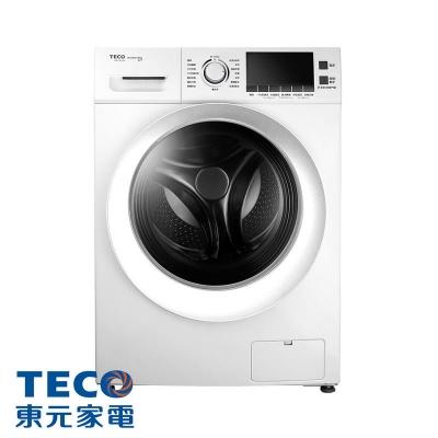 TECO東元 變頻滾筒式洗脫烘12Kg洗衣機 WD1261HW (含運、不含安裝)