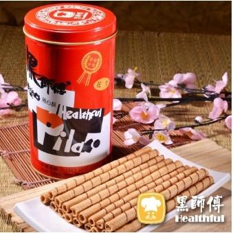 大罐黑師傅捲心酥(400g±10%/罐)-3罐