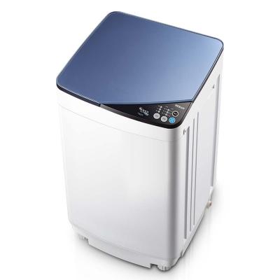禾聯HERAN 3.5KG輕巧型全自動洗衣機 HWM-0452 FUZZY人工智慧