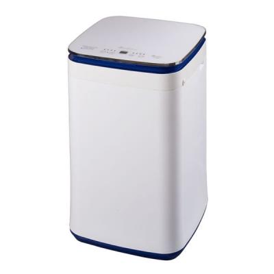 禾聯HERAN 3.5KG蒸泡洗全自動洗衣機 HWM-0451H FUZZY人工智慧