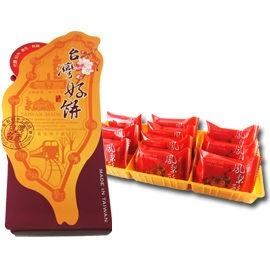 烘焙雅集.金賞獎鳳梨酥禮盒 (10入/盒)