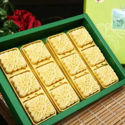 烘焙雅集.晶典綠豆皇(12入/盒,共2盒)