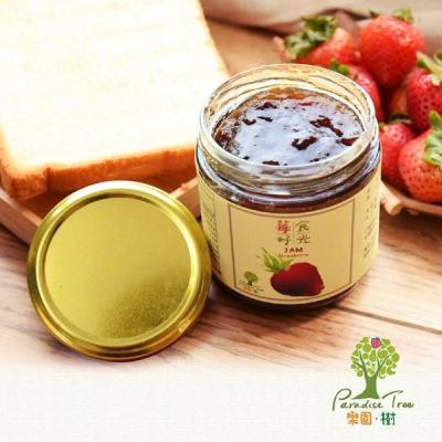 樂園樹.莓好食光-無農藥草莓純果醬(共兩瓶)