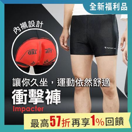 IMPACTER 衝擊短褲(全新福利品)