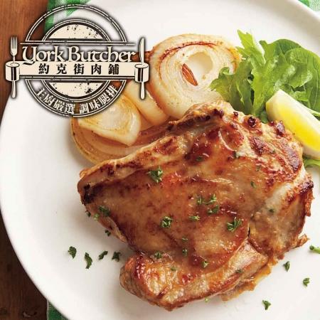 【約克街肉舖】主廚調味雞腿排12片(110G+-10%/片/6片1包)