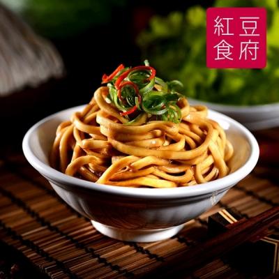 紅豆食府SH.拌麵(蠔油蔥香麵)(4入/袋,共兩袋)