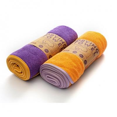 超強吸水力 柔軟親膚 短毛纖維 寵物毛巾 - 大尺寸 1條裝