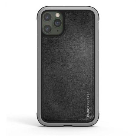 RAIGOR INVERSE 奢華系列 iPhone 12 真皮背蓋2.5米 SGS防摔認證保護殼