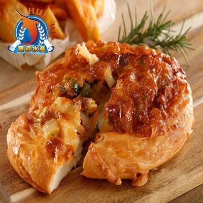 東港華得.5.5吋純手工餅皮披薩 香辣起司雞(1片/包,共5包)