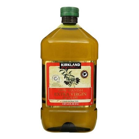 〔美式賣場〕Kirkland Signature 科克蘭 西班牙初榨橄欖油 3公升