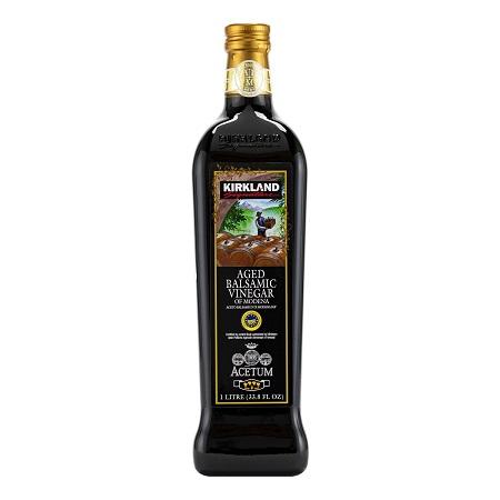 〔美式賣場〕Kirkland Signature 科克蘭 摩地納香醋 1公升