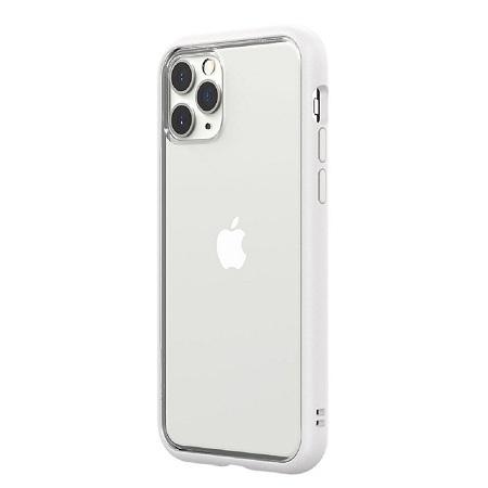 〔美式賣場〕犀牛盾 iPhone 11 Pro Mod NX 手機殼+耐衝擊正面保護貼 白