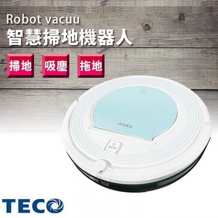 【TECO東元】智慧掃地機器人XYFXJ801