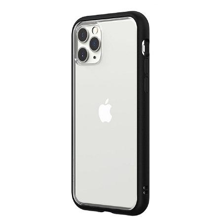 〔美式賣場〕犀牛盾 iPhone 11 Pro Max Mod NX 手機殼+耐衝擊正面保護貼 黑