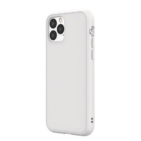 〔美式賣場〕犀牛盾 iPhone 11 Pro Max Solidsuit 手機殼+耐衝擊正面保護貼 白