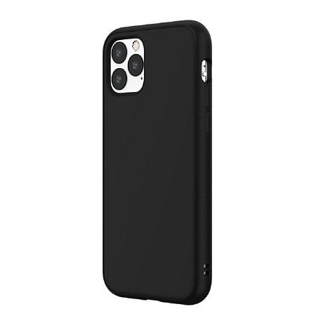 〔美式賣場〕犀牛盾 iPhone 11 Pro Solidsuit 手機殼+耐衝擊正面保護貼 黑