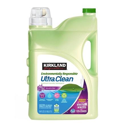 〔美式賣場〕Kirkland Signature 科克蘭 超濃縮環保洗衣精 5.73公升