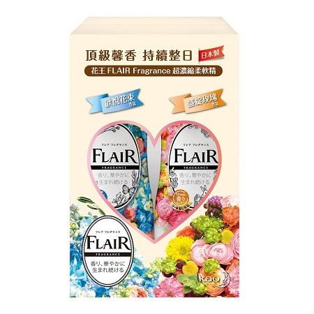〔美式賣場〕Flair 超濃縮衣物柔軟精 540毫升 X 4入