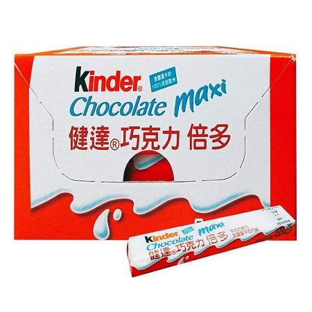 〔美式賣場〕健達巧克力倍多 21公克 X 36條
