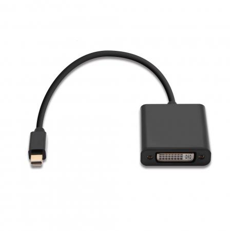 Mini DP轉DVI轉接器