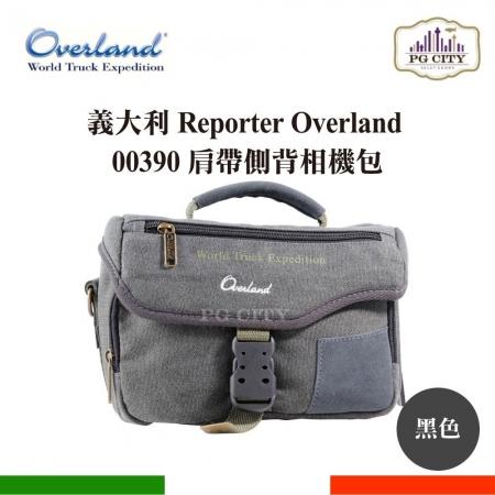 義大利 Reporter Overland 00390 肩帶側背相機包 (24X14.5X15.5CM) 二色任選-PG CITY