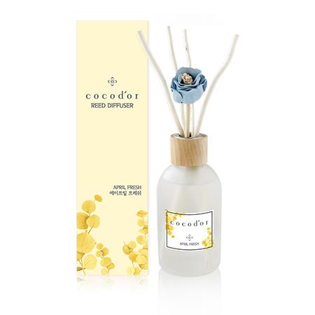 【cocodor】莫蘭迪系列擴香瓶200ml - 四月花香