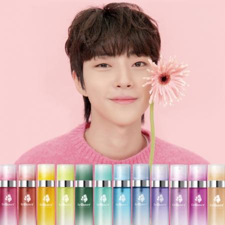 韓國Celluver瑟路菲 女神降臨黃寅燁代言 韓國雪紡香水 80ml 全系列香氣12款任選