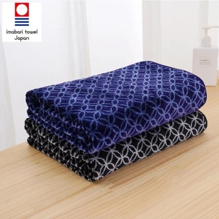 【藤高今治】日本銷售第一今治認證七寶浴巾