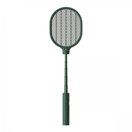 〔美式賣場〕Normi 伸縮式電蚊拍 綠