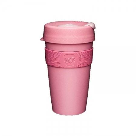 【KeepCup】原創隨身杯454ml(16oz) L - 甜心粉 咖啡杯