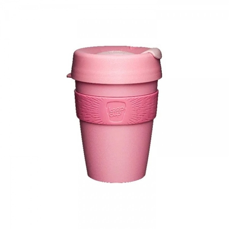 【KeepCup】原創隨身杯340ml(12oz) M - 甜心粉 咖啡杯