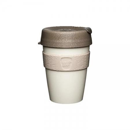 【KeepCup】原創隨身杯340ml(12oz) M - 奶油絲絨 咖啡杯